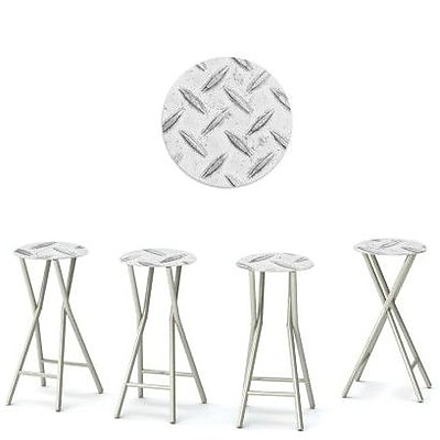 Best of Times Urban 30'' Patio Bar Stool (Set of 4)