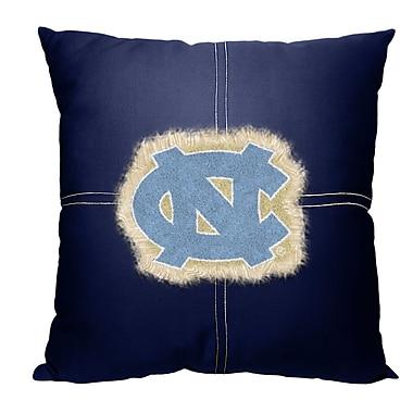 Northwest Co. Collegiate University of North Carolina Cotton Throw Pillow