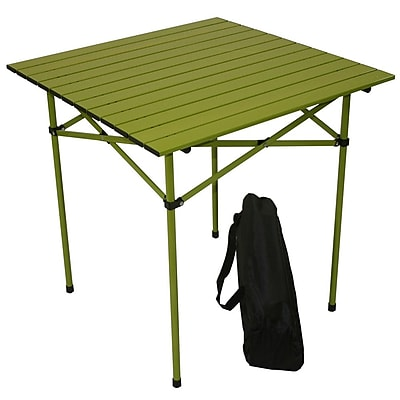 AspenBrands Picnic Table; Green