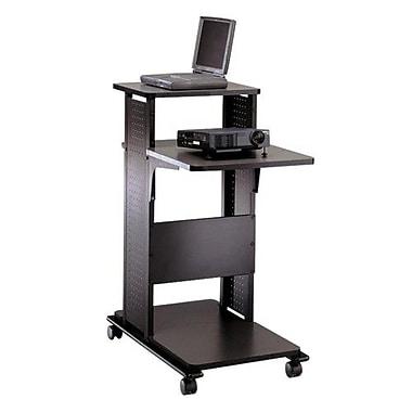 Tiffany Office Furniture Presentation Adjustable AV Cart