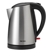 Aroma 1.75-qt. Stainless Steel Electric Kettle