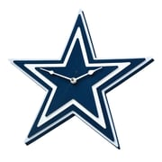 FoamFanatics NFL 15'' Wall Clock; Dallas Cowboys