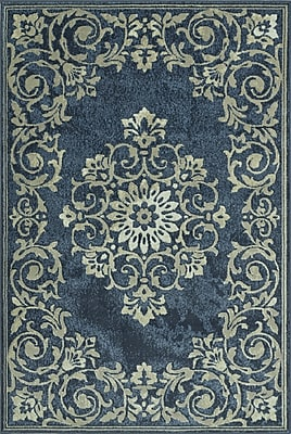 Dalyn Rug Co. Beckham Dalyn Denim Area Rug; 3'3'' X 5'1''