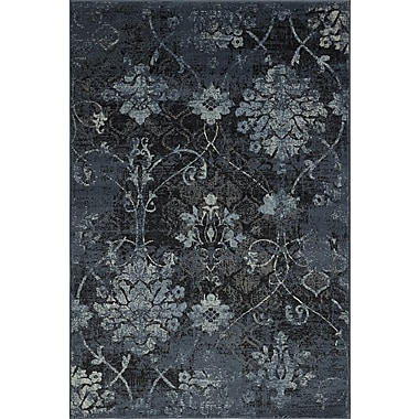 Dalyn Rug Co. Beckham Denim Area Rug; 4'11'' X 7'5''