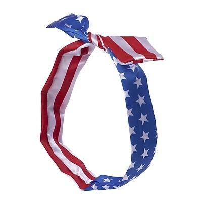 Amscan Patriotic Headscarf, 32