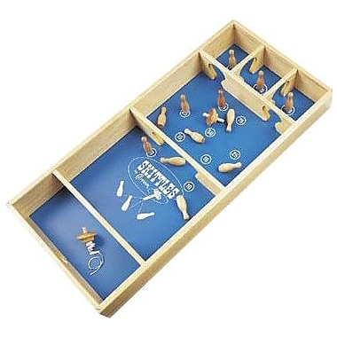 Carrom Carrom Skittles Game Board