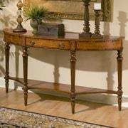 Butler Connoisseur's Demilune Console Table