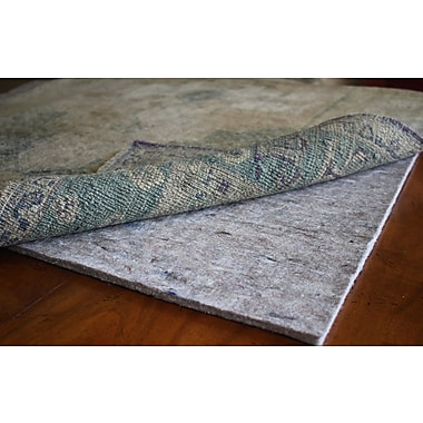 RugPadUSA Superior Lock 0.25'' Felt and Rubber Rug Pad; 2' x 3'