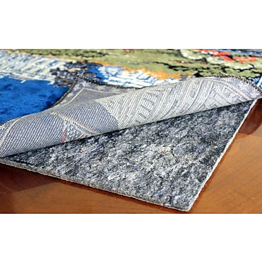 RugPadUSA Anchor Grip 22 0.25'' Felt and Rubber Rug Pad; 2' x 3'