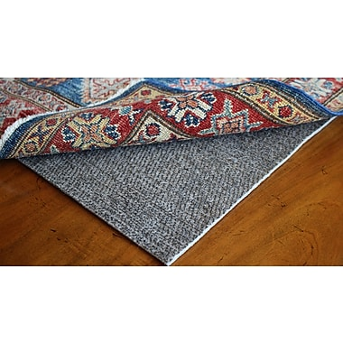 RugPadUSA Contour Lock Felt and Rubber Rug Pad; Square 6'