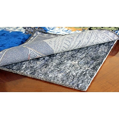 RugPadUSA Anchor Grip 15 0.125'' Felt and Rubber Rug Pad; 8' x 12'