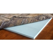 RugPadUSA Cloud Comfort 0.25'' Memory Foam Rug Pad; Rectangle 4' x 6'