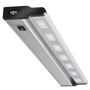 Lithonia Lighting UCLD 24'' LED Under Cabinet Bar Light; Brush Nickel