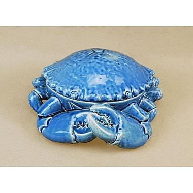 DrewDeRoseDesigns Crab Covered Dish