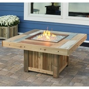 The Outdoor GreatRoom Company Vintage Propane Fire Table