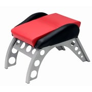 "Intro-Tech FR3000R Foot Rest, 19"" x 23"" x 19"", 34 lbs, Red, 32"" x 22"" x 23"", 33lbs."