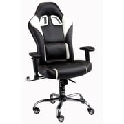 "Intro-Tech IN1100B Indy Chair, 19"" x 22"" x 48.5"", 46 lbs, Black, 35"" x 26"" x 14"", 45 lbs."
