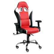 "Intro-Tech IN1100R Indy Chair, 19"" x 22"" x 48.5"", 46 lbs, Red, 35"" x 26"" x 14"", 45 lbs."