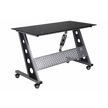 Intro-Tech – Table Indy IND1200B, 48 x 24 x 30 (po), 65 lb, noir, 51 x 27 x 7 (po), 64 lb