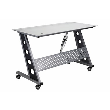 Intro-Tech – Table Indy IND1200C, 48 x 24 x 30 (po), 65 lb, transparent, 51 x 27 x 7 (po), 64 lb