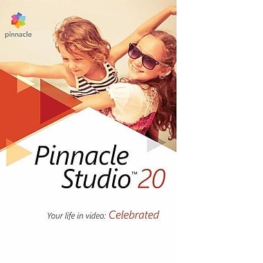 Corel – Logiciel de montage vidéo Pinnacle Studio 20 Standard [Téléchargement]