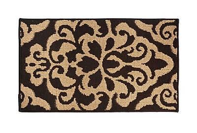 AttractionDesignHome Brown/Beige Area Rug