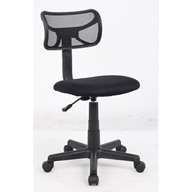 Inland ProHT High-Back Mesh Desk Chair; Black