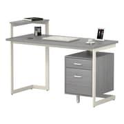Inland ProHT Computer Desk; Walnut