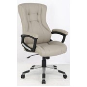 Inland ProHT High-Back Executive Chair; Cream