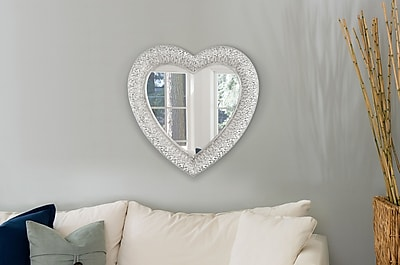 Selections by Chaumont Marrakesh Heart Wall Mirror