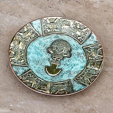 Novica Ceremonial Tumi Blade Decorative Plate
