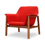 Ceets Miller Arm Chair; Burnt Orange