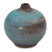 Novica Realm Ceramic Bud Vase