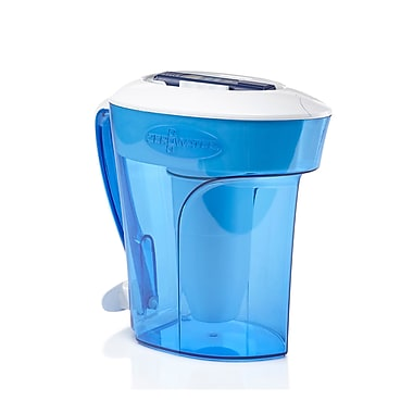 ZeroWater 10 Cup Pitcher with Free TDS Meter (ZP-010)