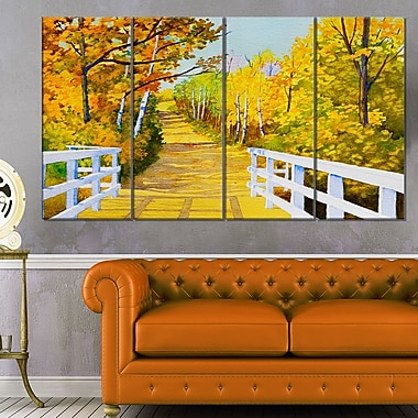 Parkland Trails Photography Metal Wall Art
