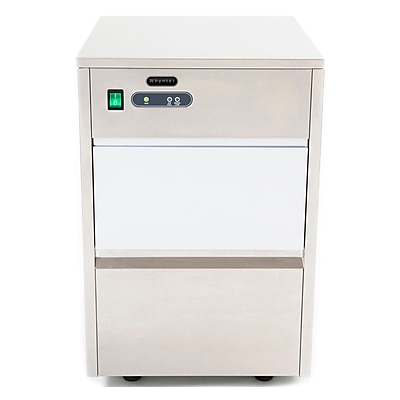 Whynter Freestanding Ice Maker 44 lb Capacity Gray (FIM-450HS)