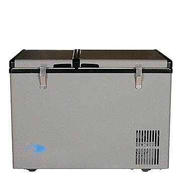 Whynter Whynter 62 Quart Dual Zone Portable Fridge/ Freezer 62 Quart Dual Zone (FM-62DZ)