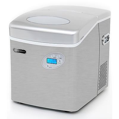 Whynter Portable Ice Maker 49 lb capacity - Stainless Steel (IMC-490SS)