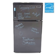 Whynter MRF-310DB Freestanding 3.1 cu. ft. Energy Star Compact Refrigerator/Freezer