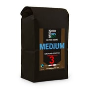 Mountain View Coffee Fair Trade Medium Ground Coffee, 1 lb, 6/Pack (FTMG1C)