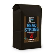Mountain View Coffee Fair Trade Headstrong Ground Coffee, 1 lb, 6/Pack (FTHEG1C)
