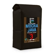 Mountain View Coffee Fair Trade Mocha Java Ground Coffee, 1 lb, 6/Pack (FTMOG1C)