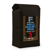 Mountain View Coffee Fair Trade Vanilla Hazelnut Cream Ground Coffee, 1 lb, 6/Pack (FTVHCG1C), 6/Pack (FTVHCG1C)