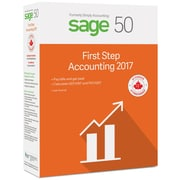 Sage 50 First Step Accounting 2017, Bilingual