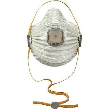 Moldex - Respirateur jetable Airwave N100, 5/paquet (4700N100)