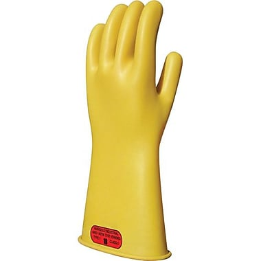 Marigold Industrial Electrical Gloves Yellow, Class 0, 1
