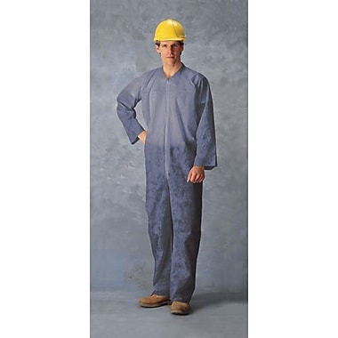 Lakeland Polypropylene Coverall, Sm w/Collar, 25/Pack (C2412SMN40)