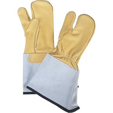Leather Glove, Waterproof,