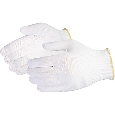 Superior Glove, Works Ltd. Glove, Sure-Knit, Small 13Cut Lint Free Nylon Wh. 60 Pairs/Pack (S13TN3KS)