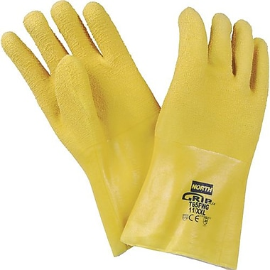 North by Honeywell Gloves Rubber Supported1